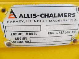Allis Chalmers 11000 MkII engine