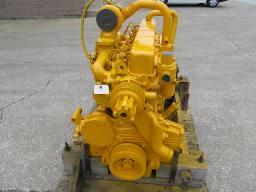 Allis Chalmers 670T engine
