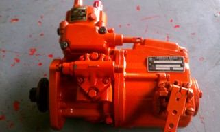 Allis Chalmers HD6 fuel pump