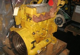 CAT C4 engine