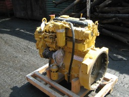 CAT 3054C engine