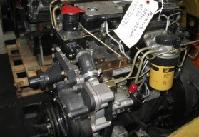 CAT 3054T 85hp engine