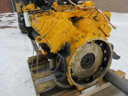 Cat 3208N 210 hp engine