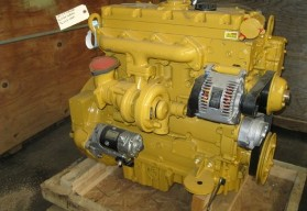 CAT 4.4 Accent Engine