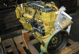 CAT C7 210hp engine