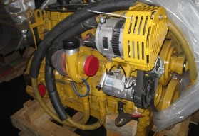 CAT C7 225 hp KHX engine