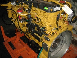 CAT C9 400 hp engine