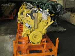 CAT C9 425 hp engine