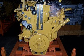 Caterpillar C9 450hp Acert Engine