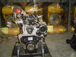 CAT 3054T engine