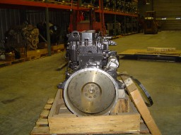 Crated Cummins engines
