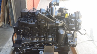 Cummins 6BT6.7 engine