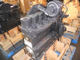 Cummins 6BTA 157HP engine