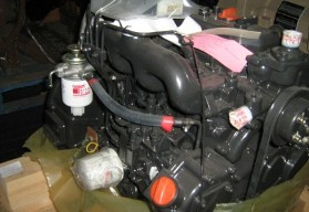 Cummins A2300 engine 33.1 hp