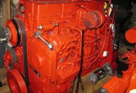 Cummins ISL 8.9E 520hp engine