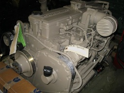 Cummins ISL 350 engine