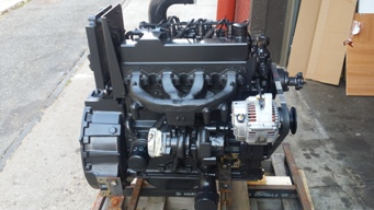 Cummins QSB 3.3T 110HP engine