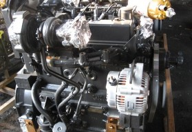 Cummins QSB 3.3T 80hp engine