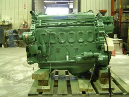Detroit 6-71 engine