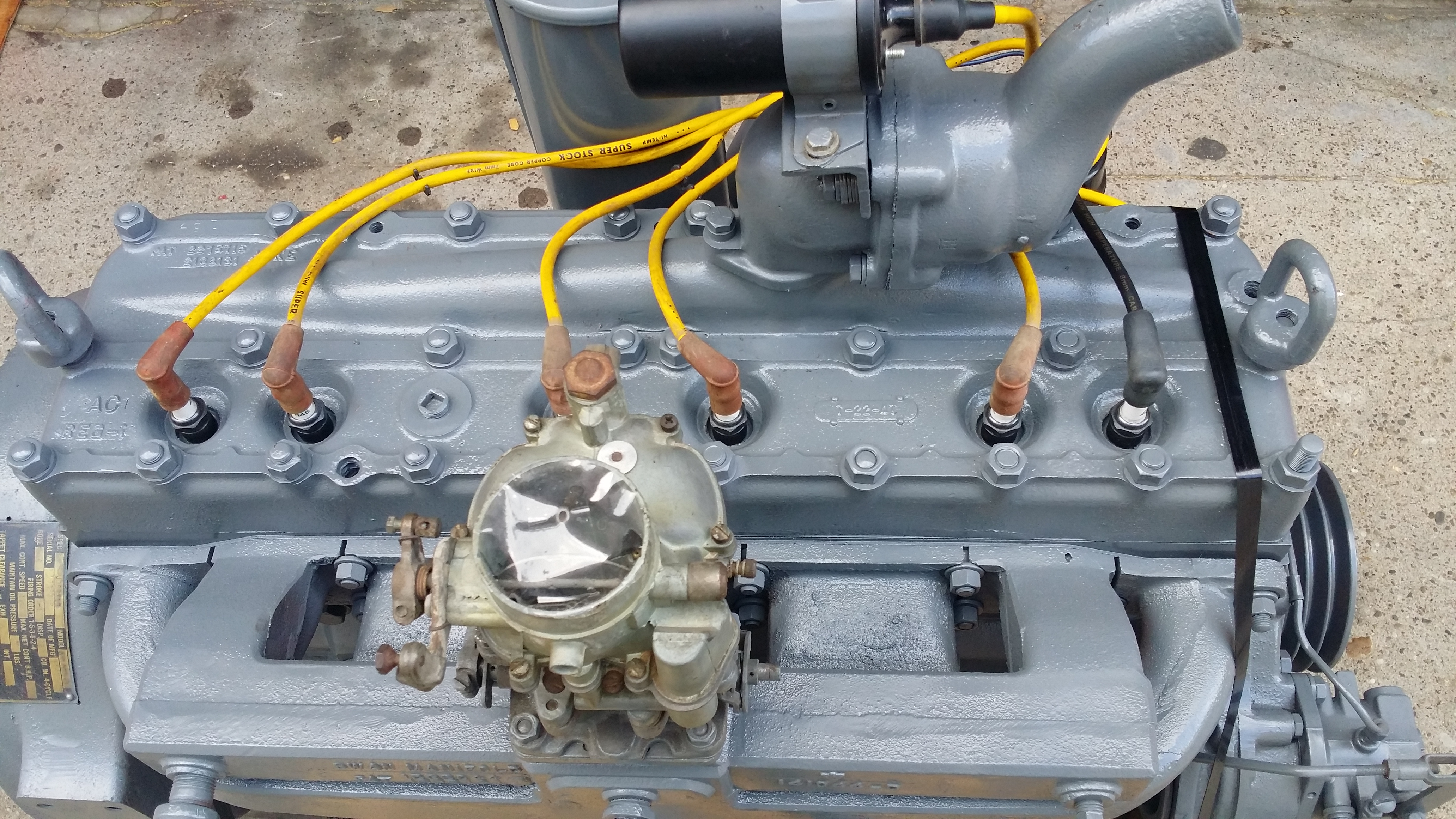 Hercules 6 Cylinder Engines Pictures To Pin On Pinterest