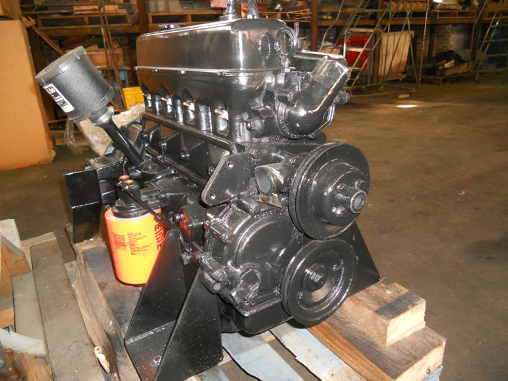 Hercules G 2300 Surplus New Electronic Engine With
