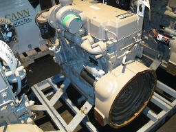 John Deere 5030TF 270 engine