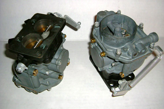 Zenith carburetors and Zenith Carburetor parts graphic